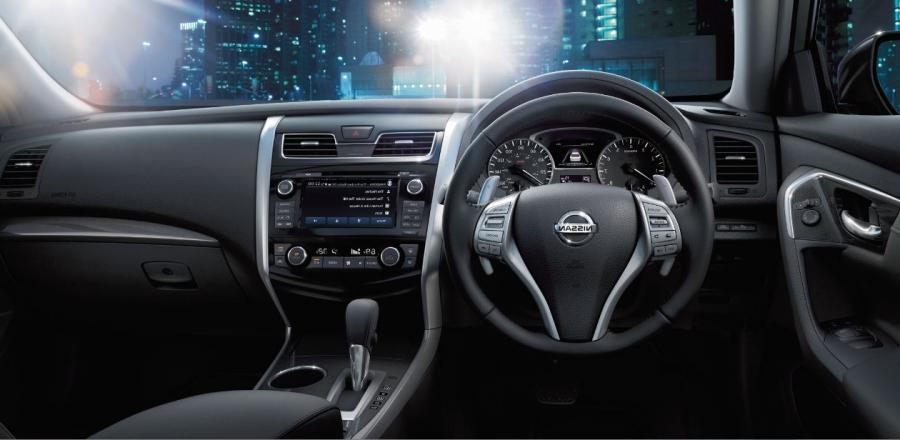 Nissan Altima Photos Interior