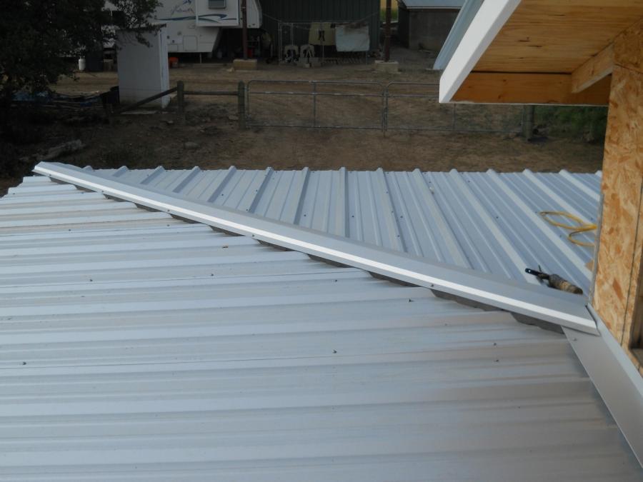 Metal Hip Roof Photos