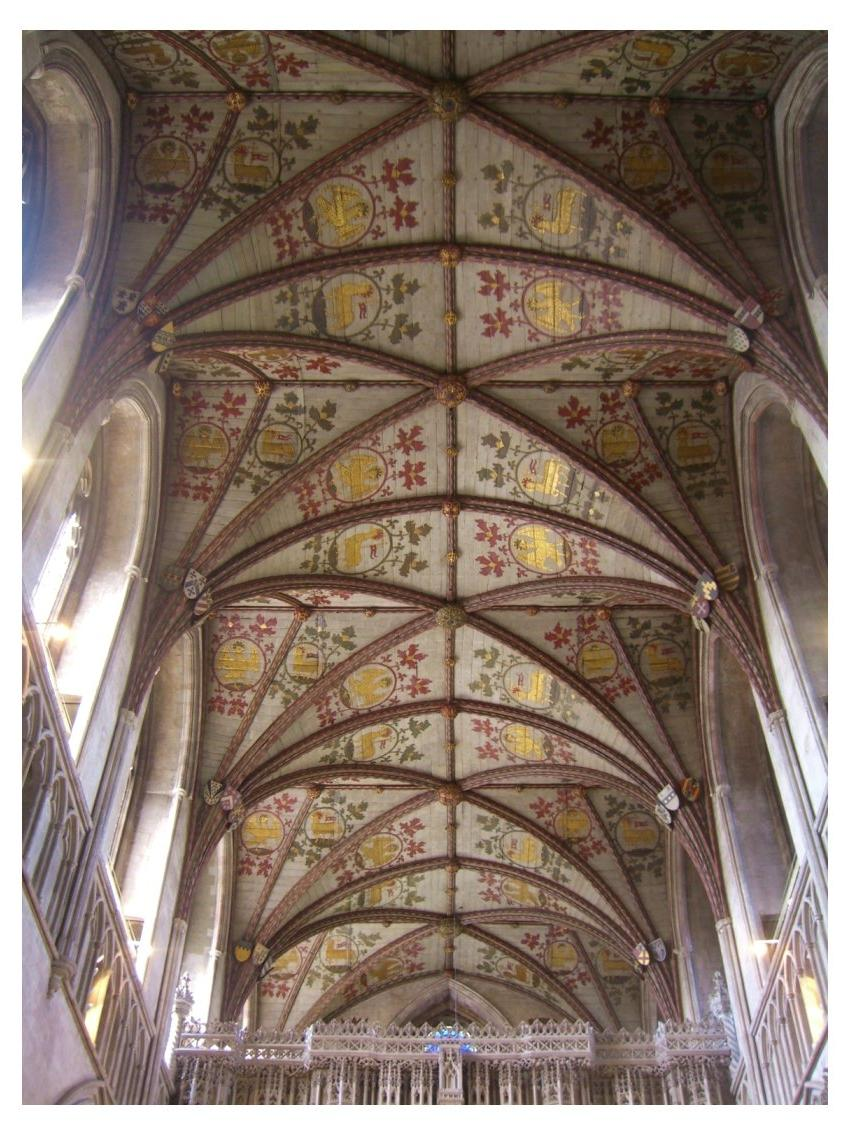 Cathedral Ceiling North by Aizxana Cathedral Ceiling North by...