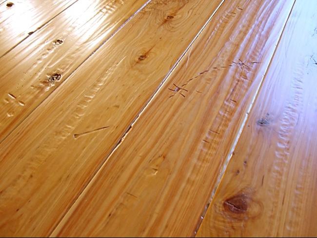 Australian cypress floor photos - Cypress floorboards ...