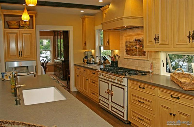 galley kitchen design - galley kitchen designs galley kitchen...