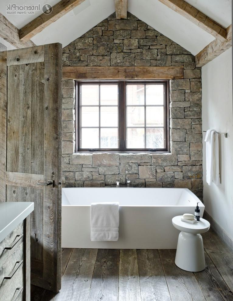 Attic bathroom decoration picture. Bathrooms, bathroom design,...
