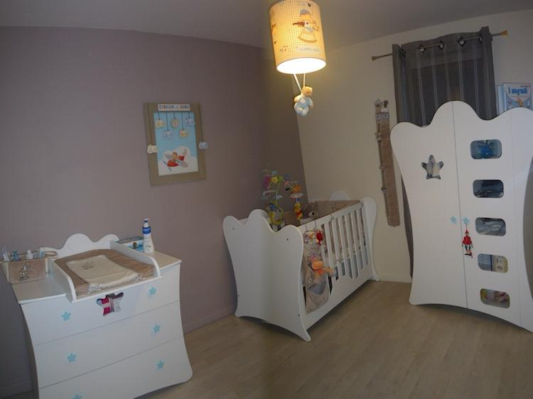 Photo decoration chambre bb