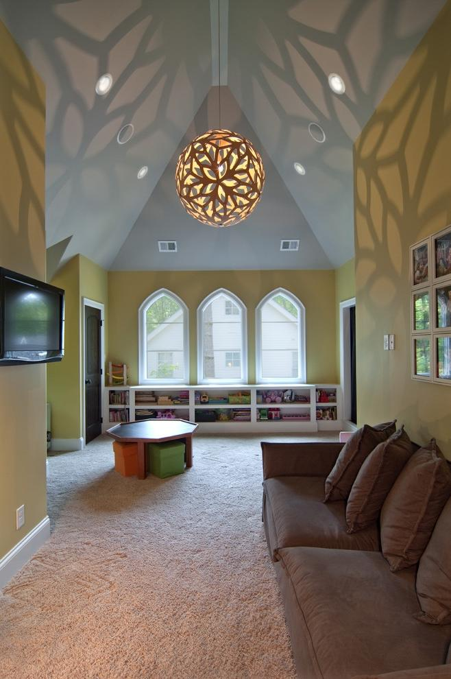 Bonus Room Design Photos