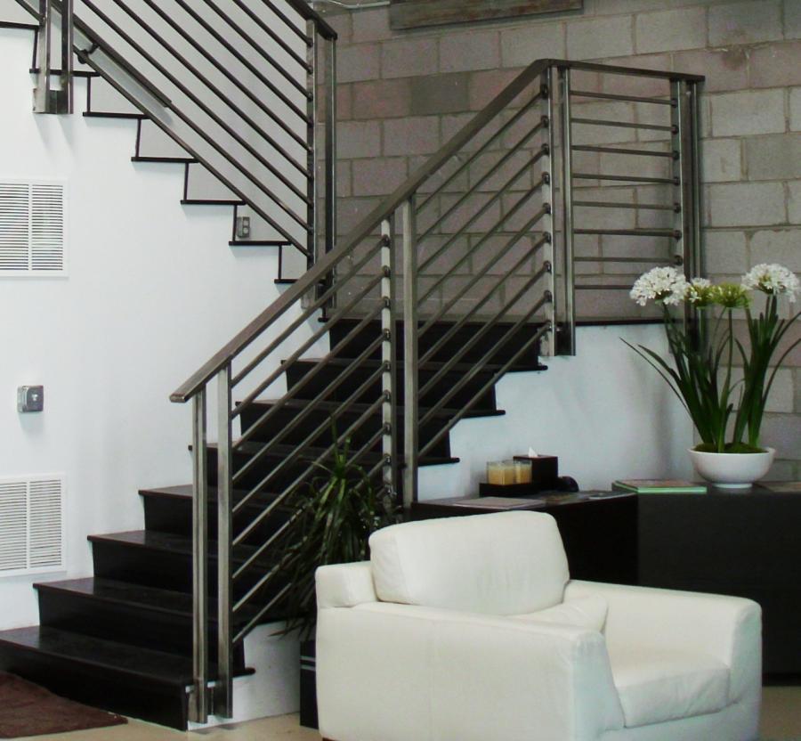 Interior Stair Railing Photos