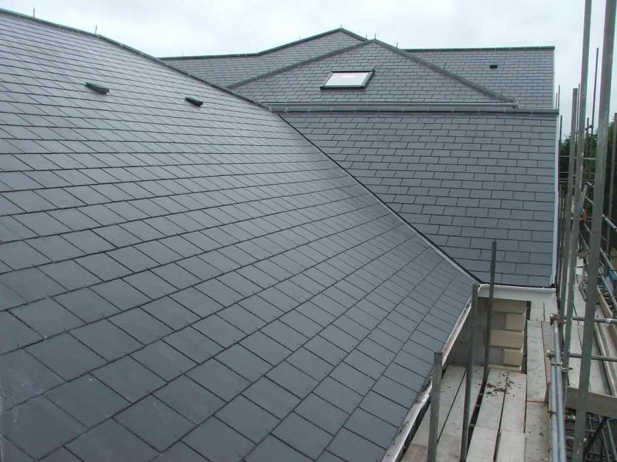 Slate Roof Photos