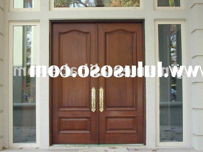 Door entrance photos for Wood door manufacturers