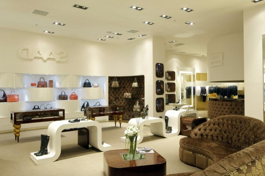 Photos of shop interiors