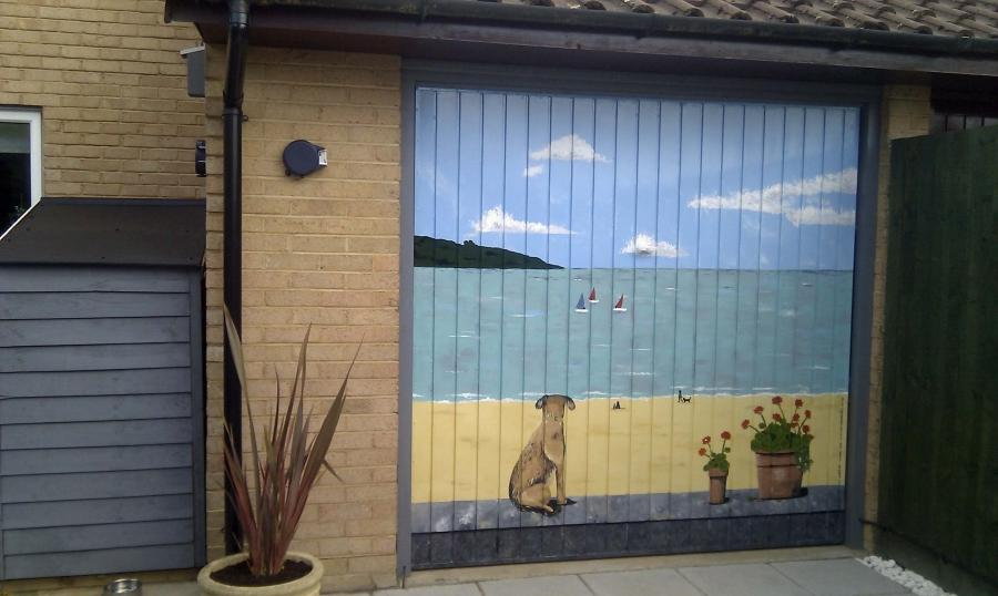 Photo Murals For Doors