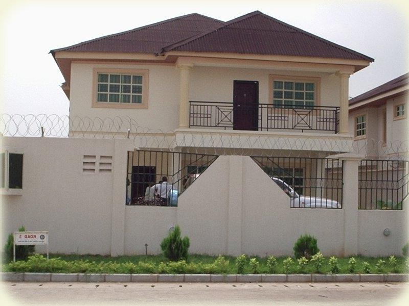 Photos Of Beautiful Houses In Nigeria