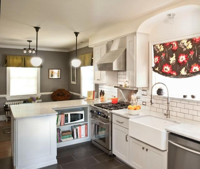 Atlanta Bungalow Renovation: Bungalow Kitchens Photos