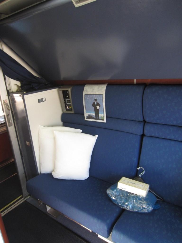 Amtrak Bedroom Suite Photos