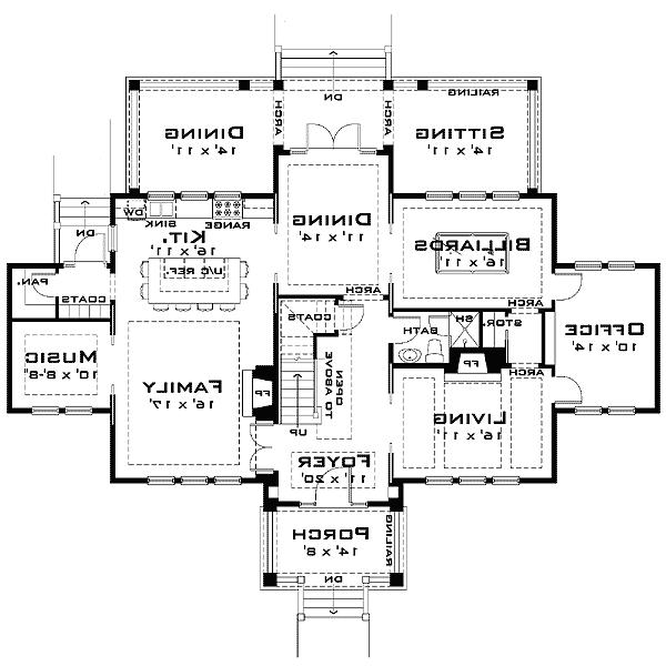 House plans canada with photos for Family home plans canada