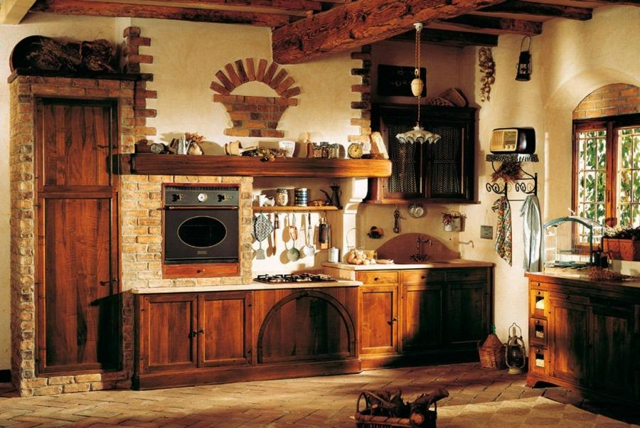 Old fashioned kitchen photos for Home design kitchen decor