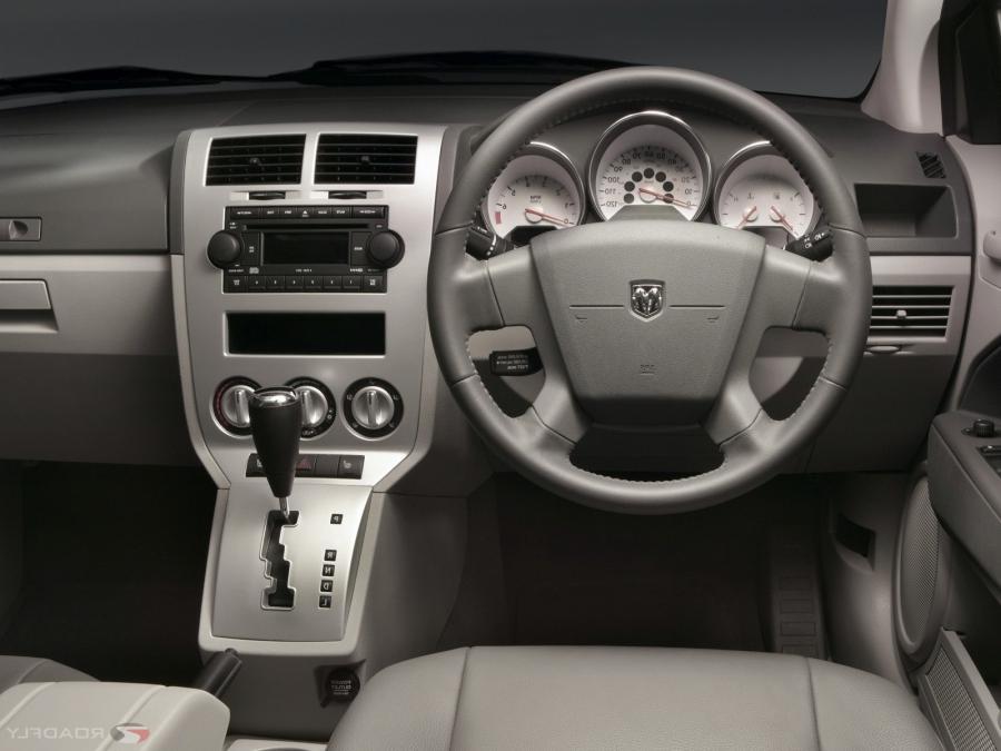 2008 Dodge Caliber Interior Photos