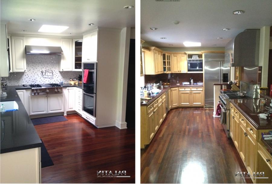 Stunning Pictures Of Kitchen Remodels Before And After in Kitchen...