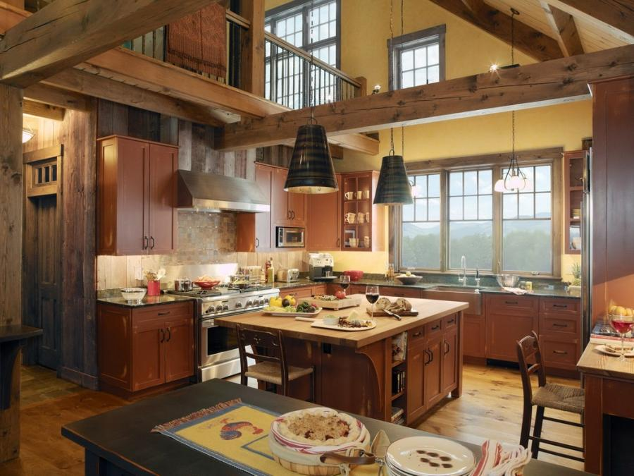 Photos Of Country Kitchen Designs
