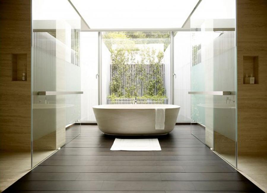 Modern Bathroom Interior Ideas