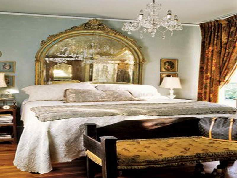 French Bedrooms Decor