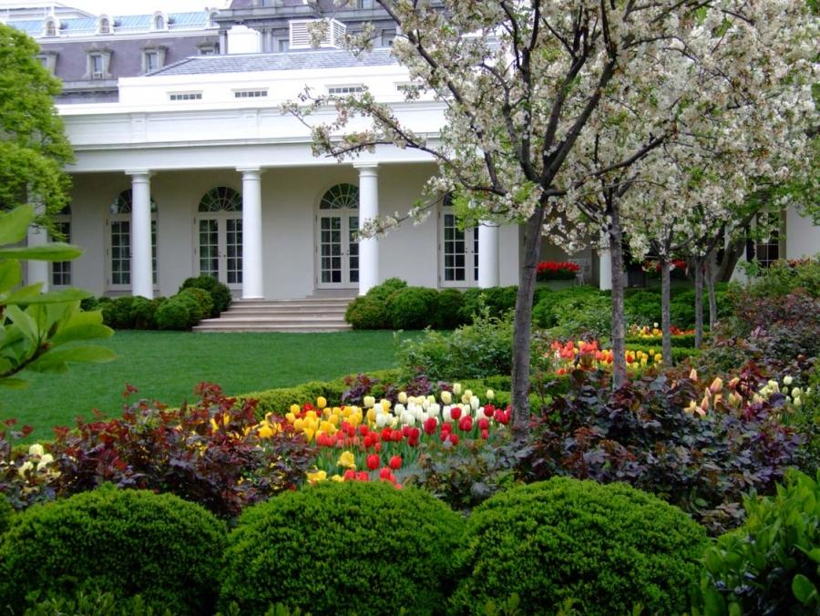 White house announces 2011 spring garden tours presidentu park