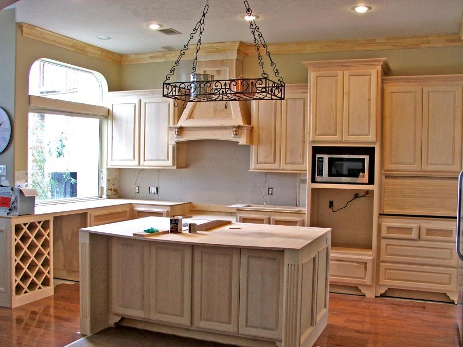 Photos of maple kitchens