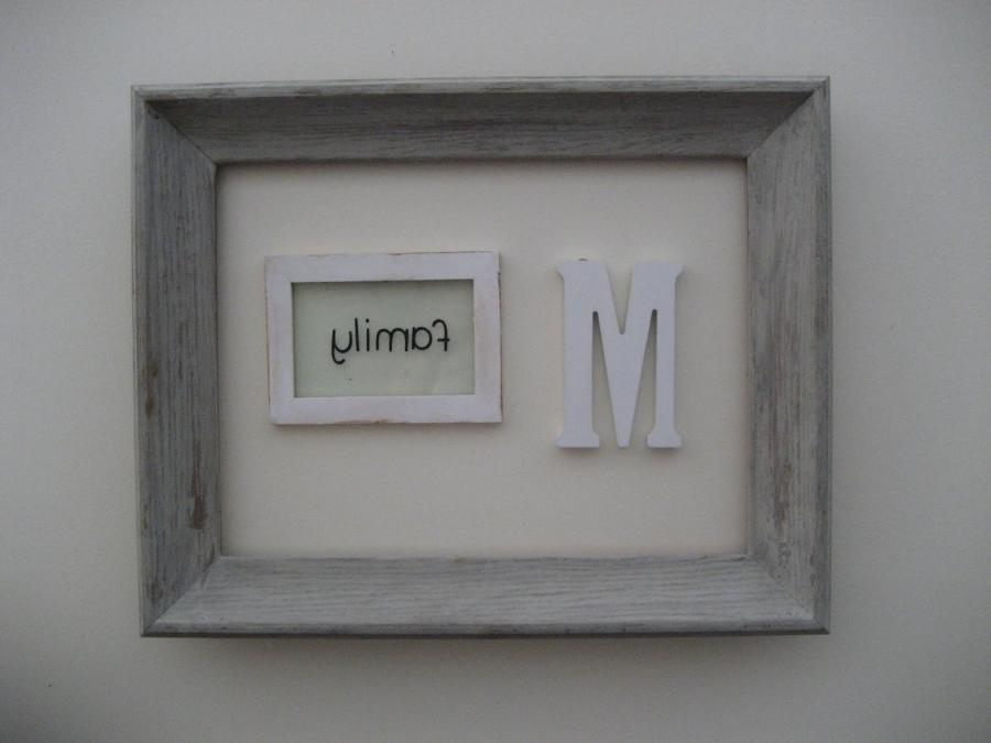 How to frame a photo without glass - Picture frame without glass ...