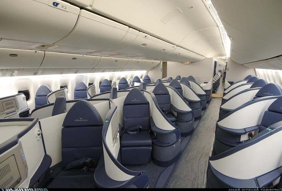 Boeing 777 photos interior for Boeing 777 interior