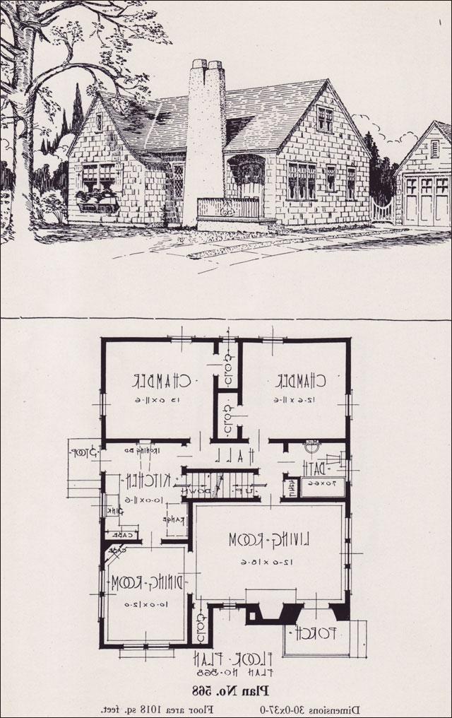 English cottage house plans photos