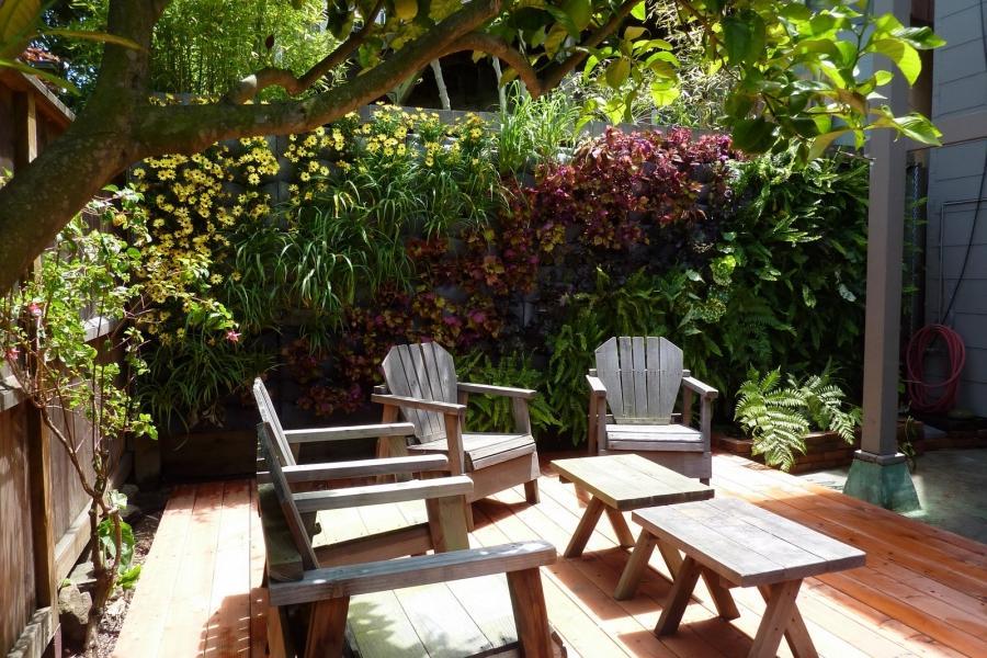 Patio Gardens Photos