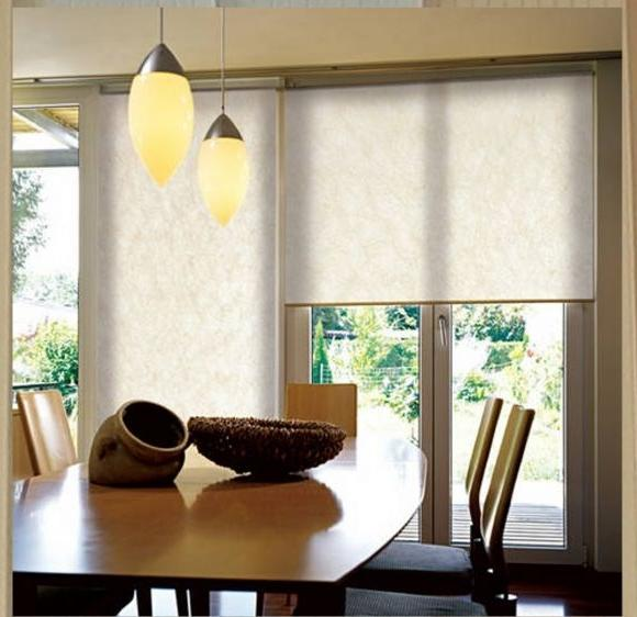 Photo Of Paper Curtains