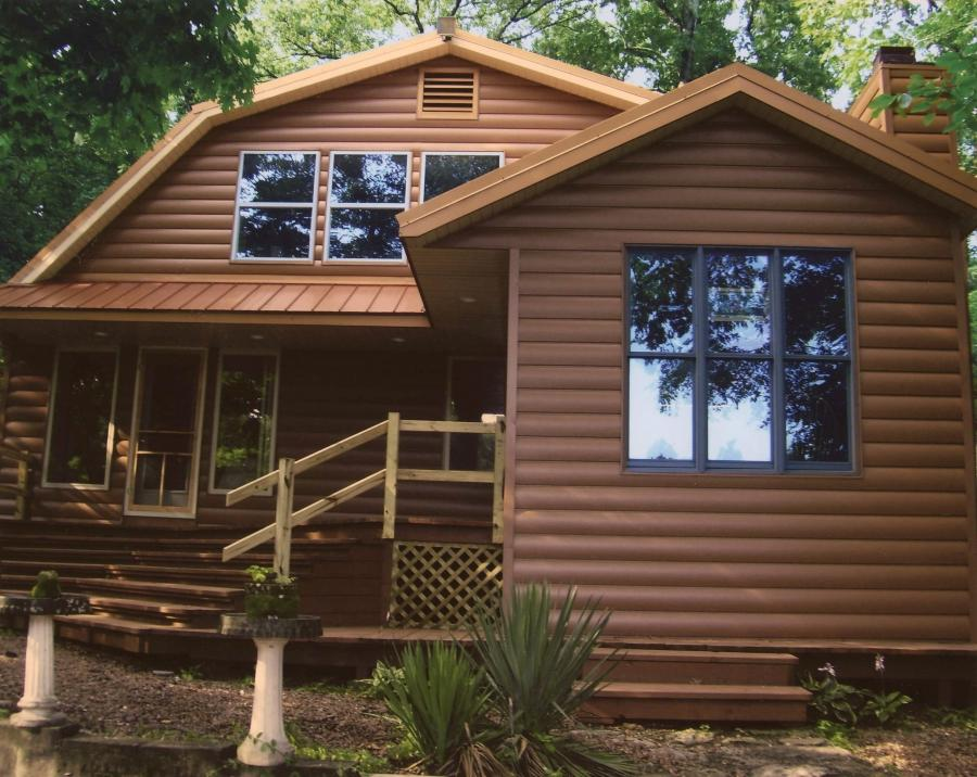 Wood Siding Photo Gallery