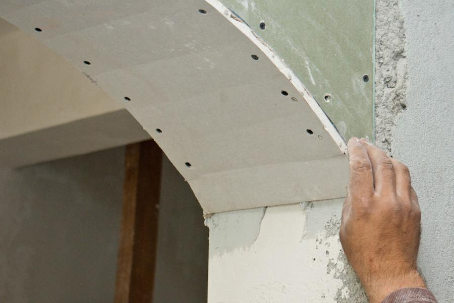 We have a very positive business approach and our drywall...
