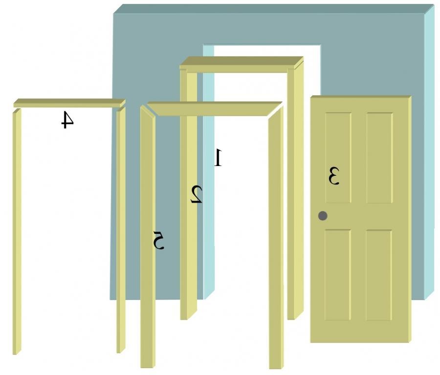 Interior Door Frames Photo
