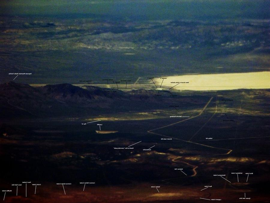 Groom Lake Photos