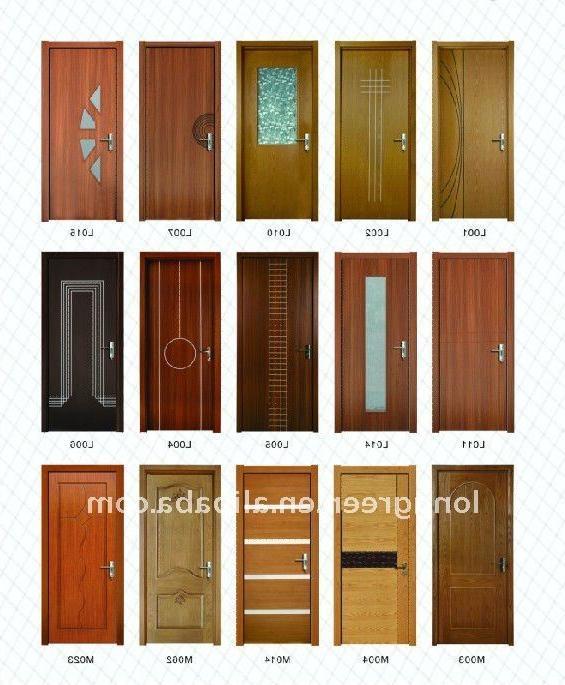 Plywood Door Designs Photos