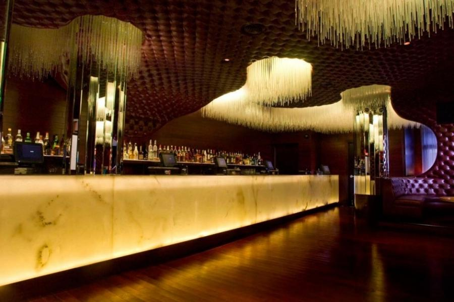 bar design in dubai alegra, bar ceiling gallery lounge photo, Design ideen