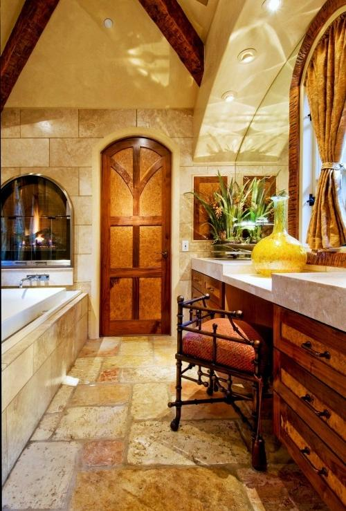 Photos Of Tuscan Bathrooms