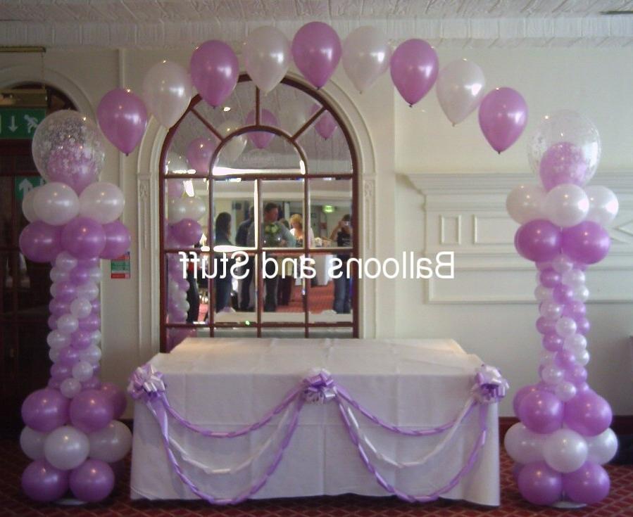 Balloon Arch Photos