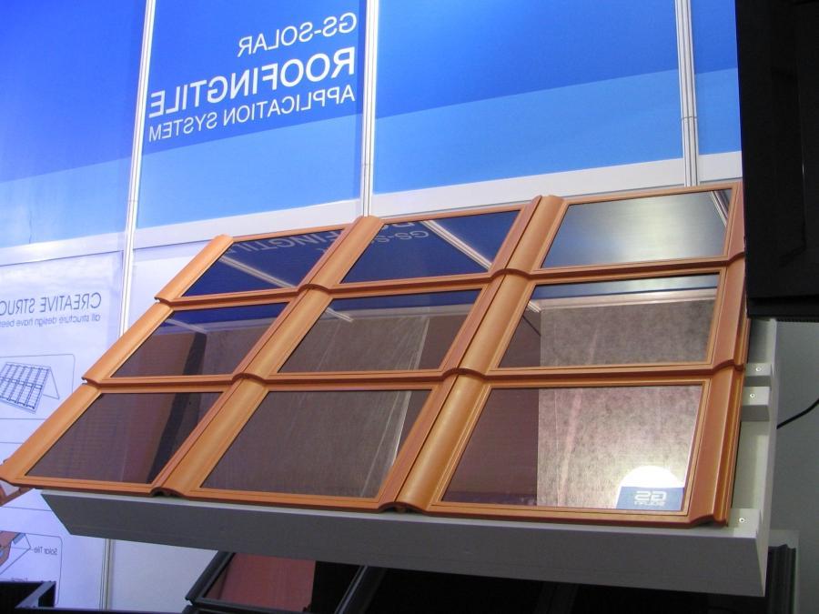 Photo Voltaic Tiles