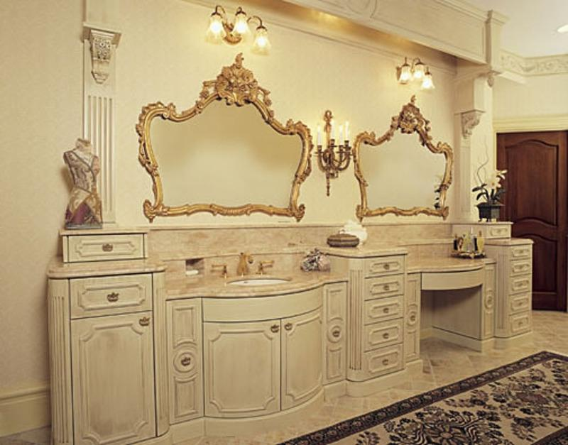 French Country Bathroom Vanities Hd