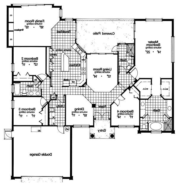 Luxury Mediterranean House Plans With Photos