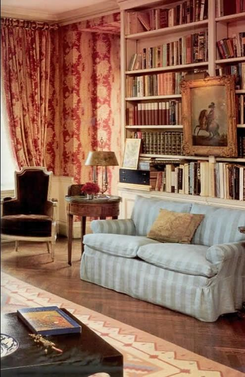 Jackie Onassis New York Apartment Photos