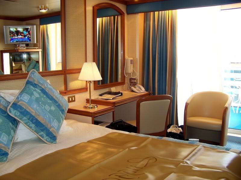 Emerald princess balcony photos for Cheap cruise balcony rooms