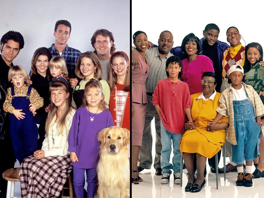 Full house family really