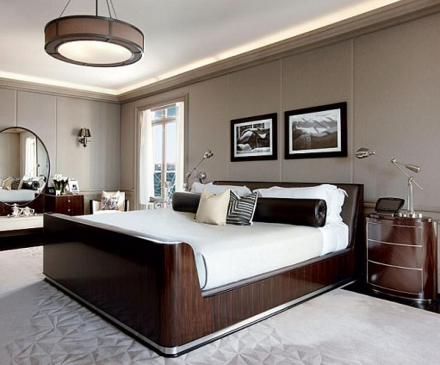 Bedroom Decorations Interior Decoration Picture listed in: