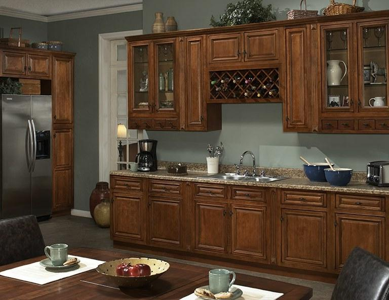 Bohemian Glaze Kitchen Cabinets RTA Kitchen Cabinets Source