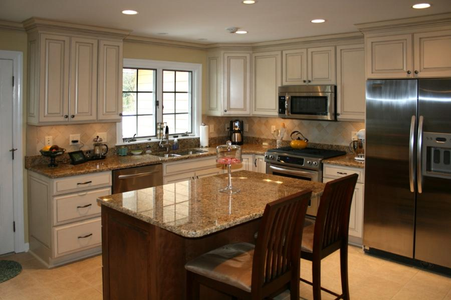 Photos Glazed Kitchen Cabinets