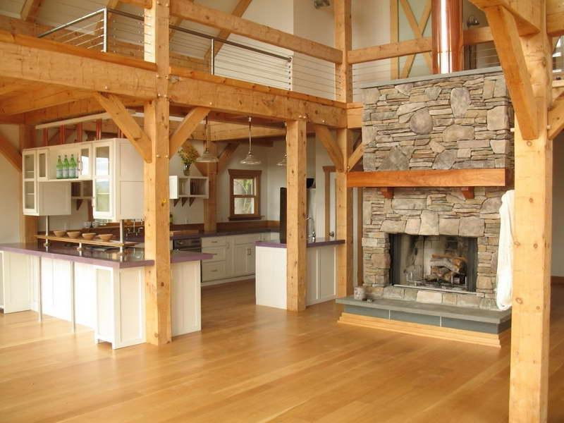 Interior Photos Of Pole Barn Homes on pole barns as homes designs