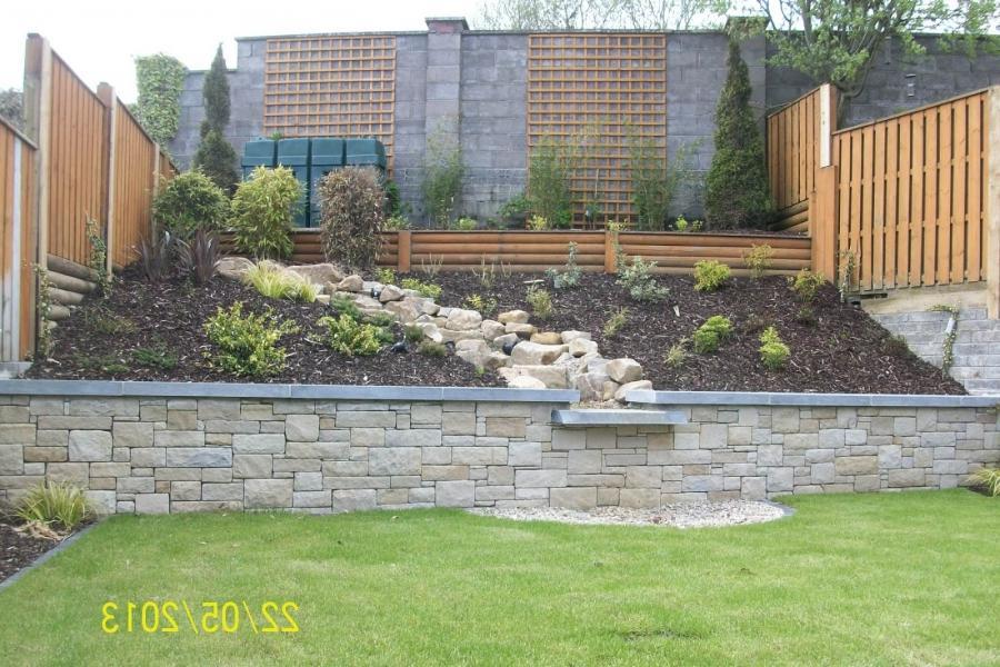 Garden wall design photos for Garden design kildare