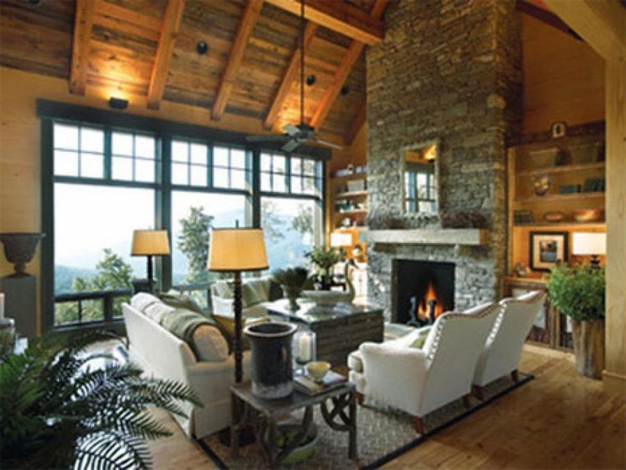 Rustic House Interior Photos